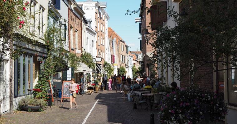 De walstraat Deventer sfeerimpressie