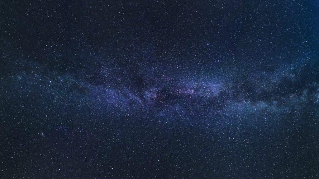 Sterrenstelsel sirius sterrenbeeld hond aan de hemel