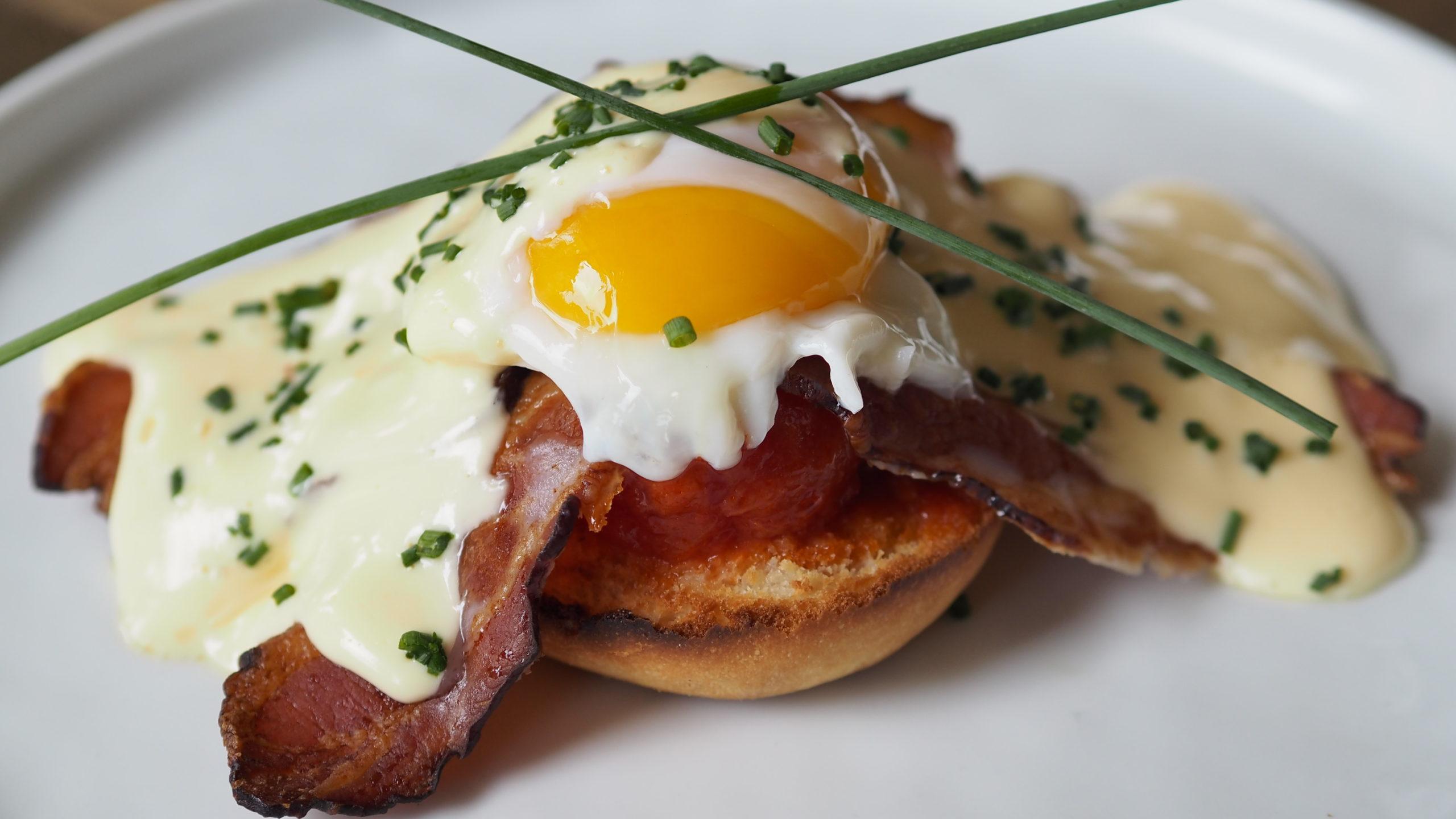 Eggs Benedict: het beste ontbijt ooit!