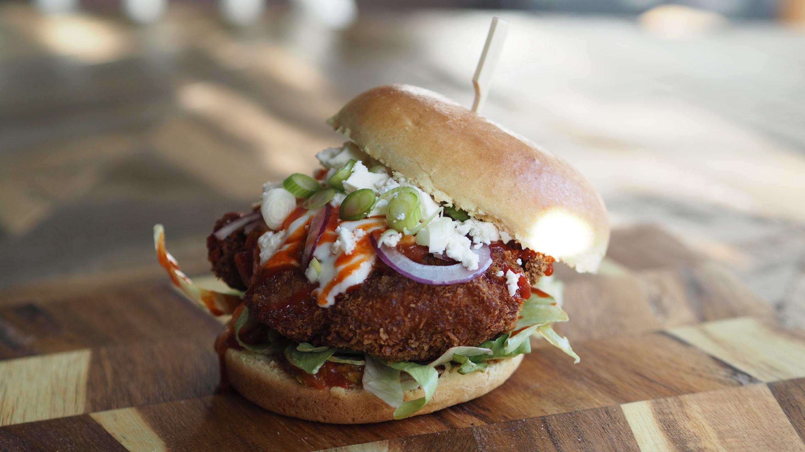 FASTFOOD FRIDAY – De ultieme Berliner kipburger