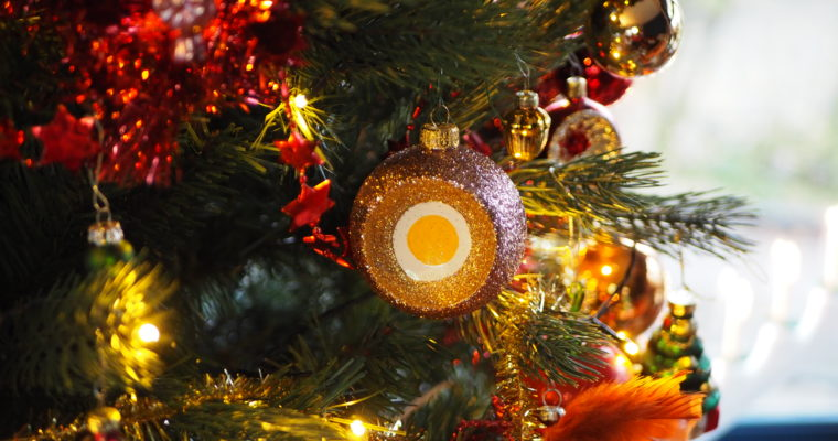 KERST – WINNEN eierbal kerstbal van Marcel Hensema (Give away)
