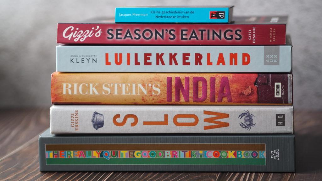 Kookboeken voor kerstcadeaus