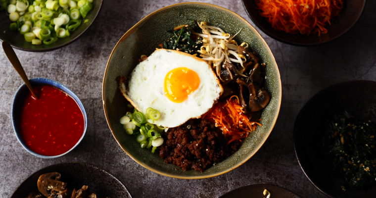 Bibimbap – Korean comfort food