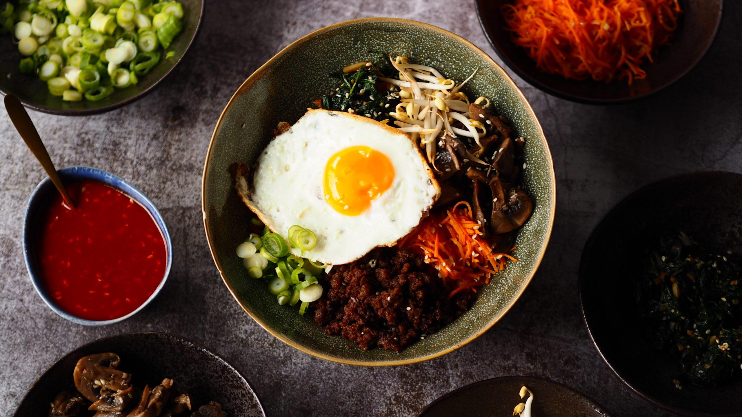 Bibimbap – Korean comfort food