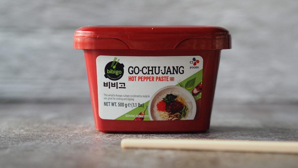 gochujang voor bij de bibimbap