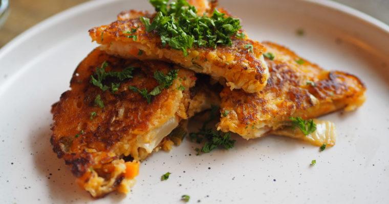Kimchi Jeon – Pannenkoekjes met kimchi
