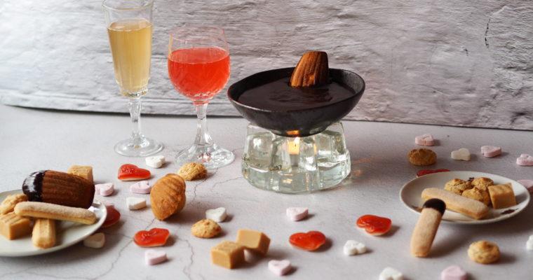 Valentijn – Homemade chocoladefondue