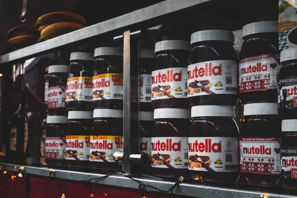 Potten vol Nutella! Voorop de zoete quesadilla