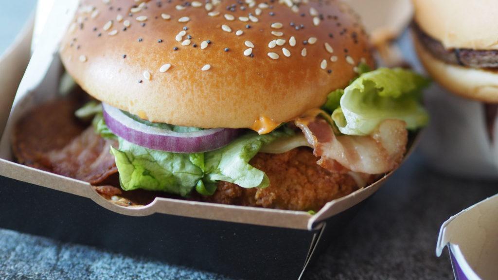 mcdonald's homestyle crispy chicken