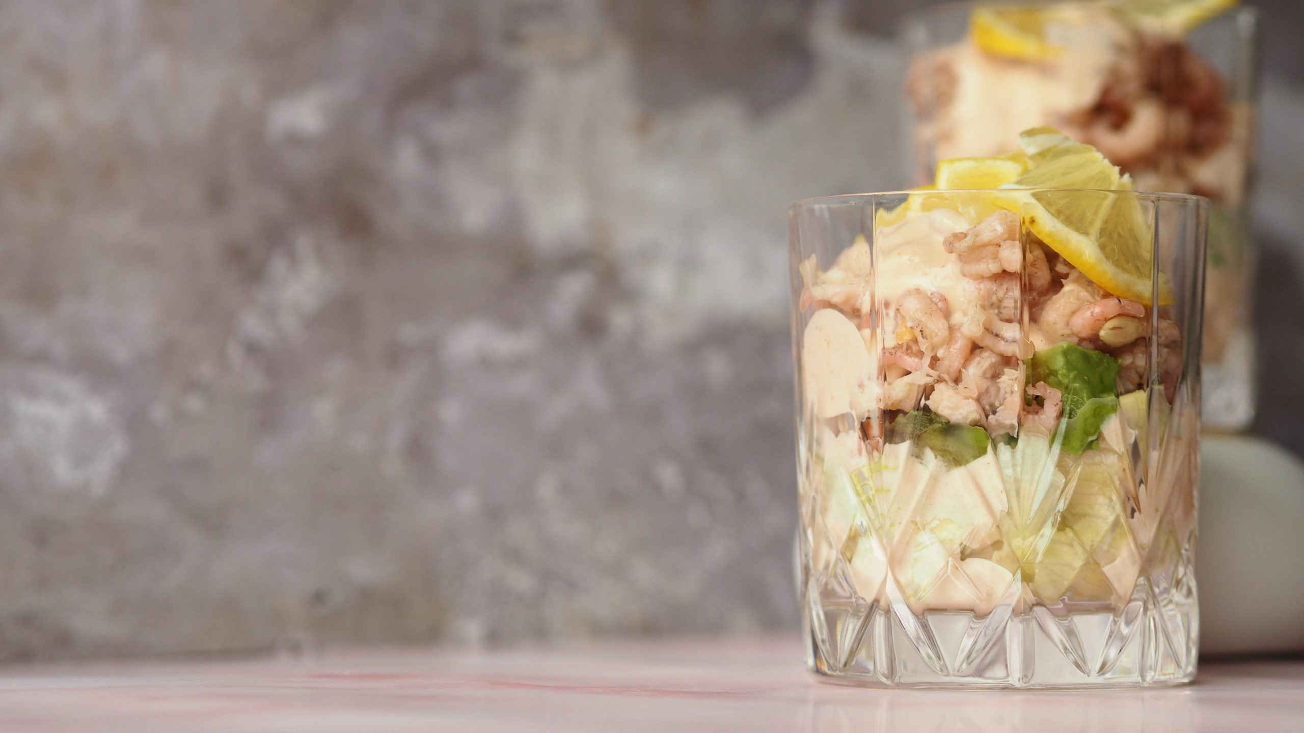 Garnalencocktail – Retro geluk in een glas