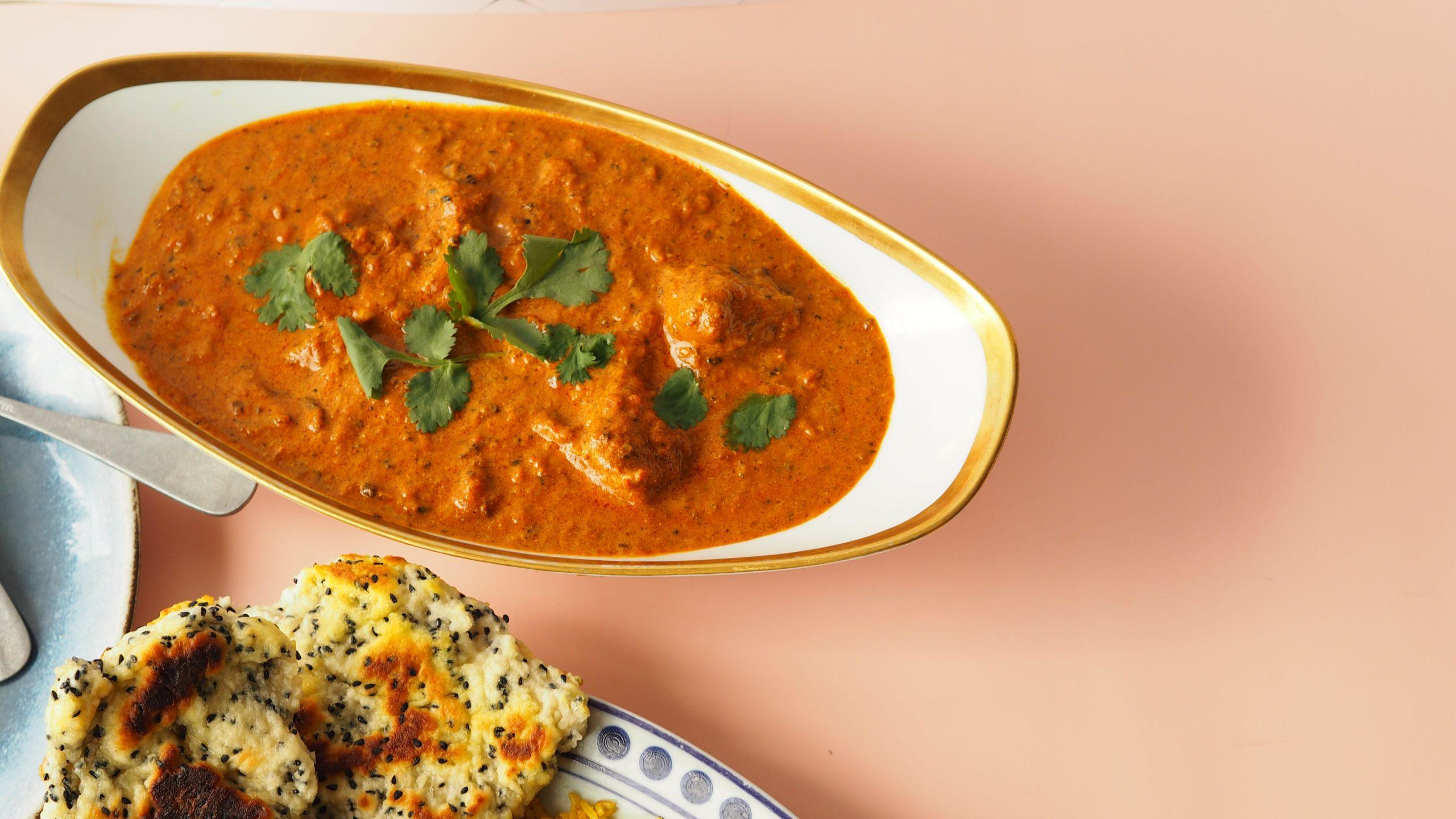 Indiaas – Budget Butter chicken: Romige, Indiase kip zoals het bedoeld is