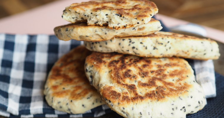 Indiaas – Nom Nom Naan: brood van maar twee ingrediënten (okee, drie dan)