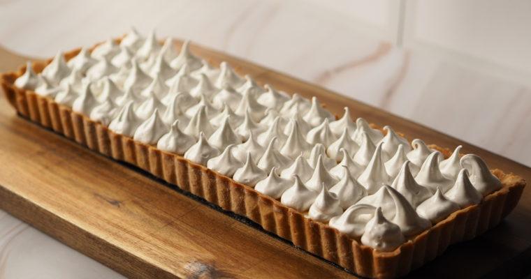 Moederdag: Tarte au citron meringuée – Lemon meringue pie