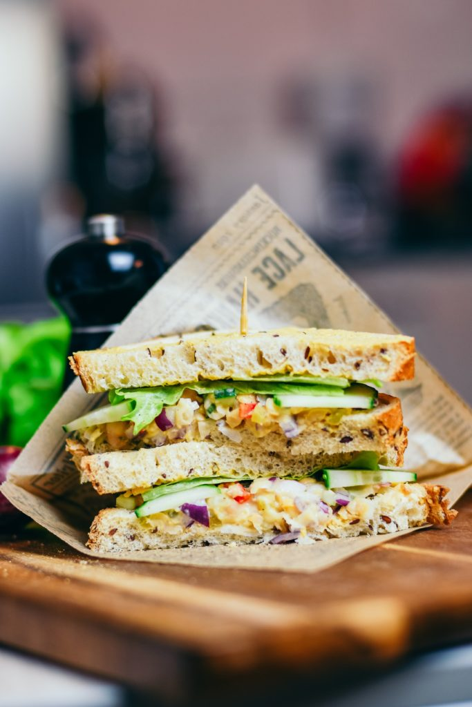 clubsandwich club sandwicht, broodje, beleg, klassieker, lunch.